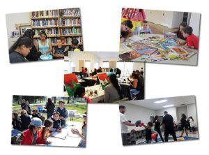 tanf family wellness collage