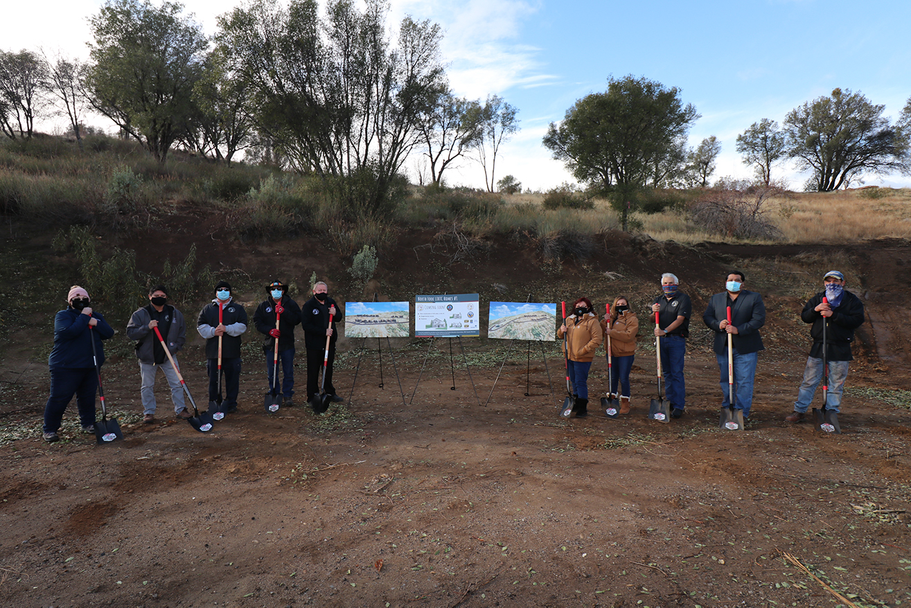 ground breaking group